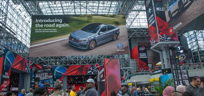 NY Auto Show 2019